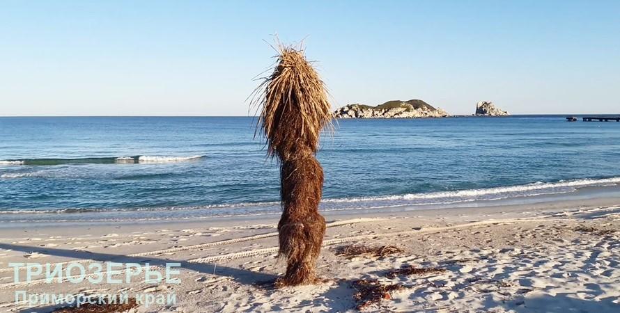 лучшие пляжи приморья
