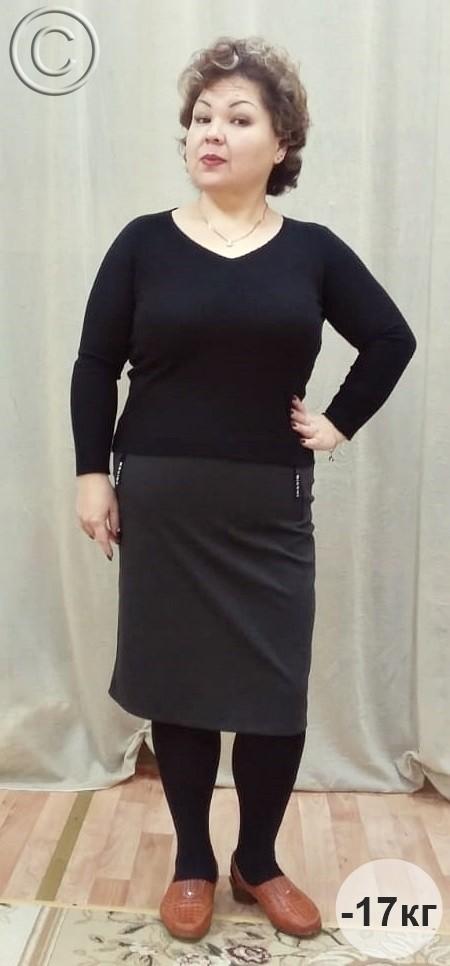 минус 4 размера одежды