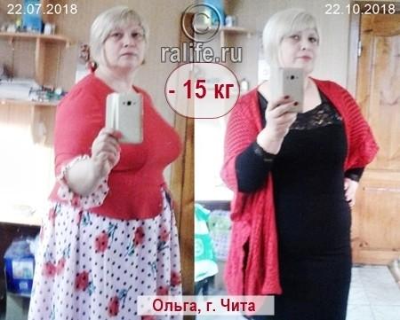 история похудения с фото Чита