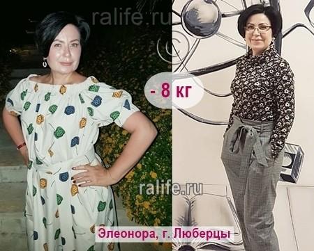 история похудения с фото Люберцы