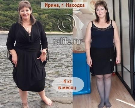 история похудения с фото Находка