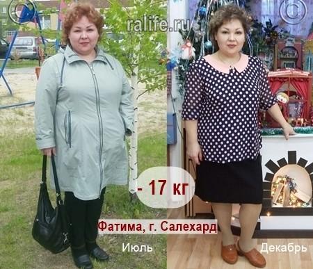история похудения с фото Салехард