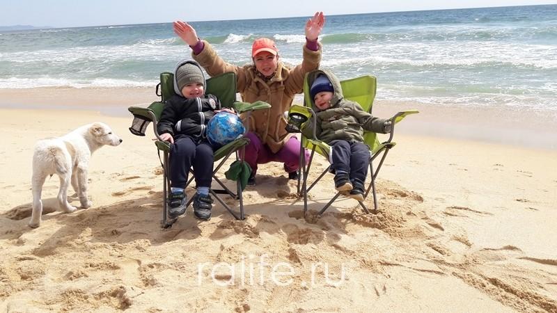 отдых в Ливадии с детьми