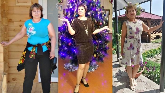 мои результаты похудения на марафоне стройности
