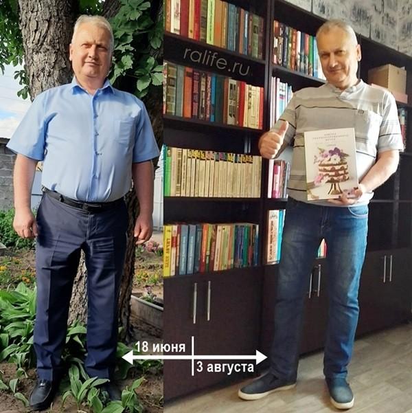 результаты и отзывы о марафоне похудения в оренбурге