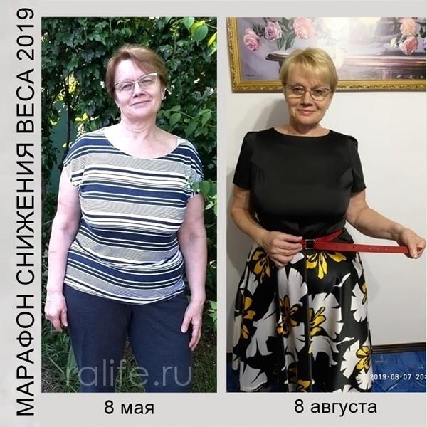 на сколько можно похудеть в марафоне стройности