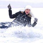 В Находке — снег! И мы счастливы!