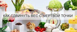 Продукты, замедляющие метаболизм