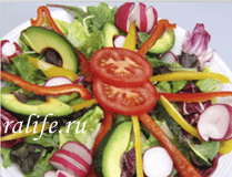 вкусная еда для похудения