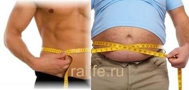 как похудеть мужчине в домашних условиях видео