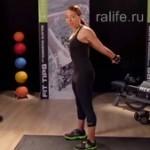 «Упражнения на растяжку и гибкость» — видео