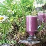 Самый быстрый и питательный завтрак на природе — коктейль «Дыхание леса»
