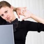 Комплекс упражнений в офисе для вашего здоровья